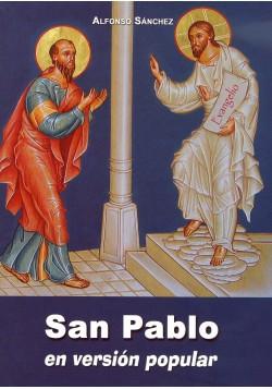 San Pablo en versión popular