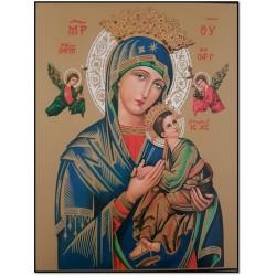 Icono Virgen Perpetuo...
