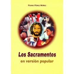 Los sacramentos en versión...