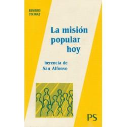 La misión popular hoy.