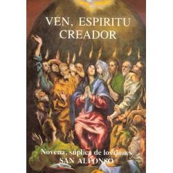 VEN, ESPÍRITU CREADOR
