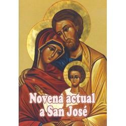 Novena actual a San José