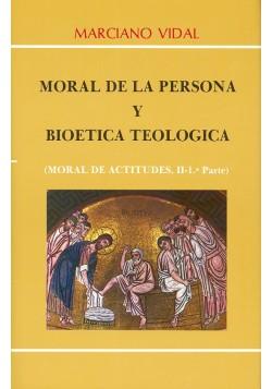 Moral de actitudes II 1ª...
